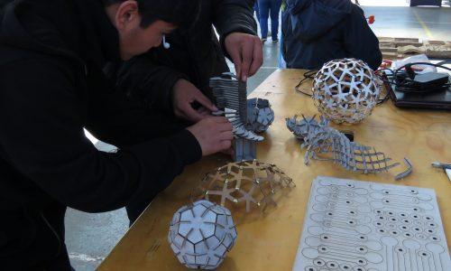 Aconcagua Fablab visita Feria de las Ciencias en Olmué